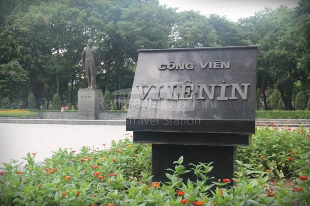London to Singapore Day 29 Hanoi 12
