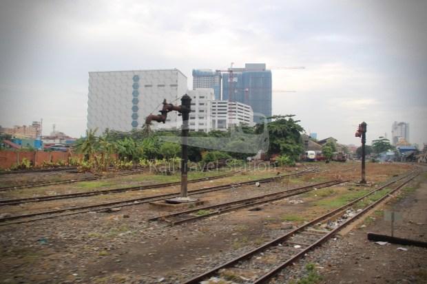 PNH-PS-BB-SS-PP 0715 AM Phnom Penh Poipet by Train 070