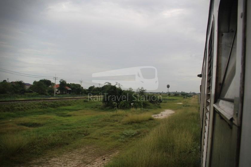 PNH-PS-BB-SS-PP 0715 AM Phnom Penh Poipet by Train 107