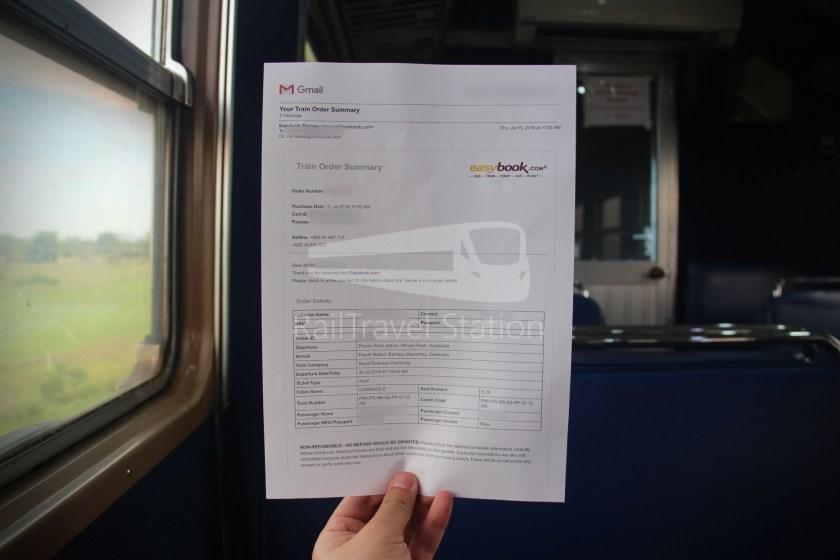 PNH-PS-BB-SS-PP 0715 AM Phnom Penh Poipet by Train 129