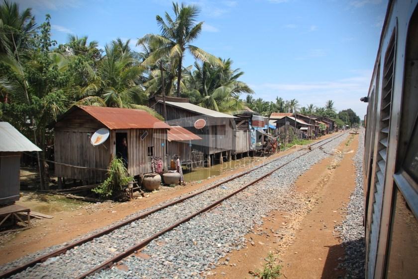 PNH-PS-BB-SS-PP 0715 AM Phnom Penh Poipet by Train 153