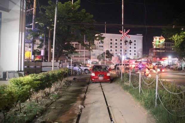 Poipet Ban Khlong Luk Walk 007