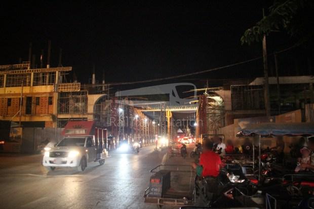 Poipet Ban Khlong Luk Walk 022