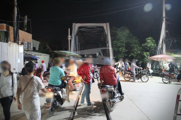 Poipet Ban Khlong Luk Walk 024