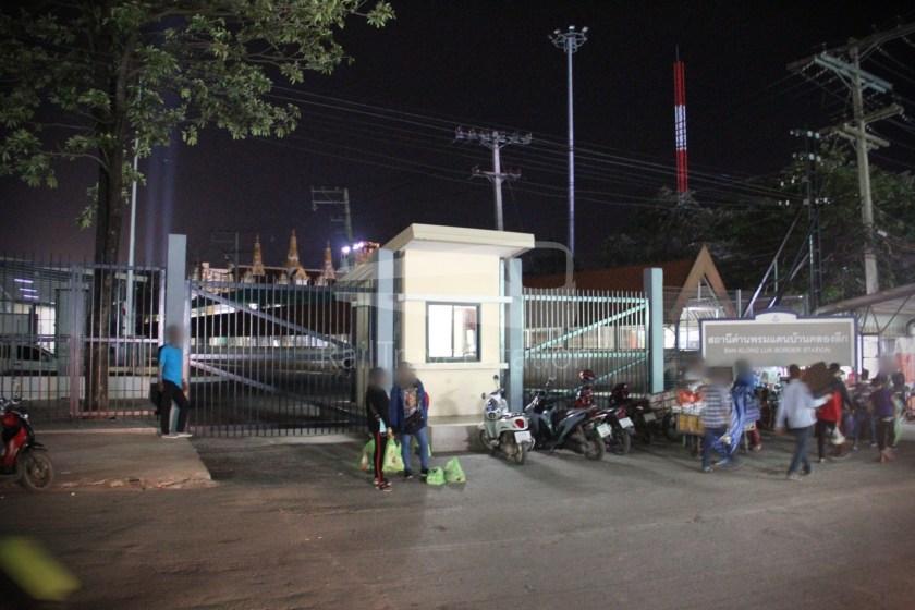Poipet Ban Khlong Luk Walk 041