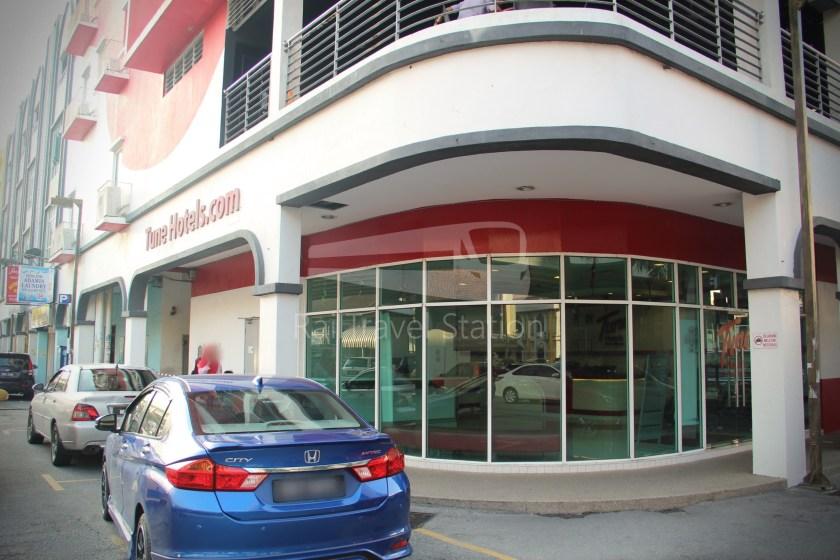 Tune Hotel Kota Bharu City Centre 001