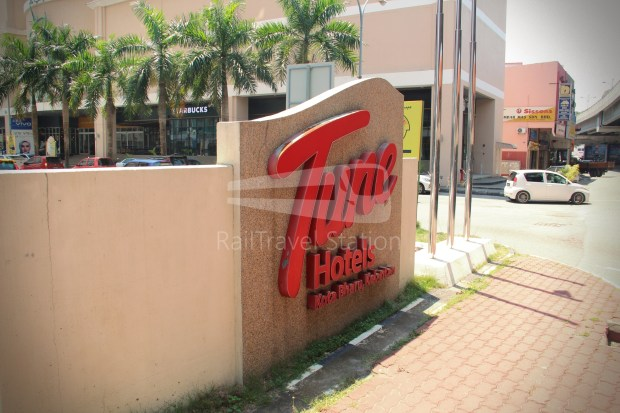 Tune Hotel Kota Bharu City Centre: Cheap Budget Hotel Just