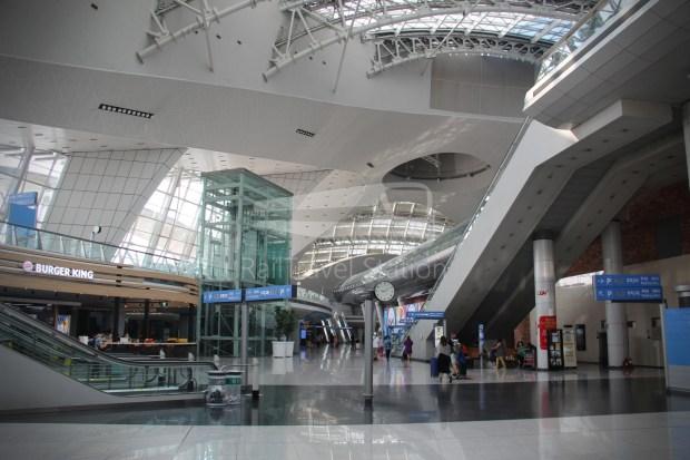 AREX Express Train Incheon International Airport Terminal 1 Seoul Station 006