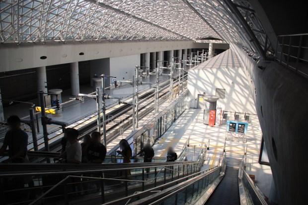 AREX Express Train Incheon International Airport Terminal 1 Seoul Station 019