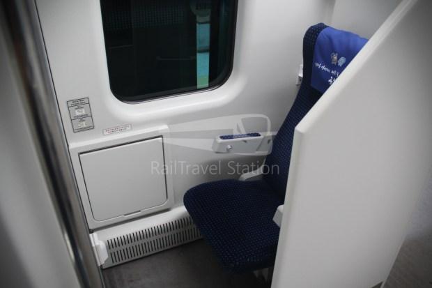AREX Express Train Incheon International Airport Terminal 1 Seoul Station 039