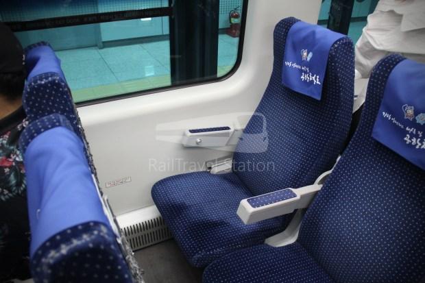 AREX Express Train Incheon International Airport Terminal 1 Seoul Station 040