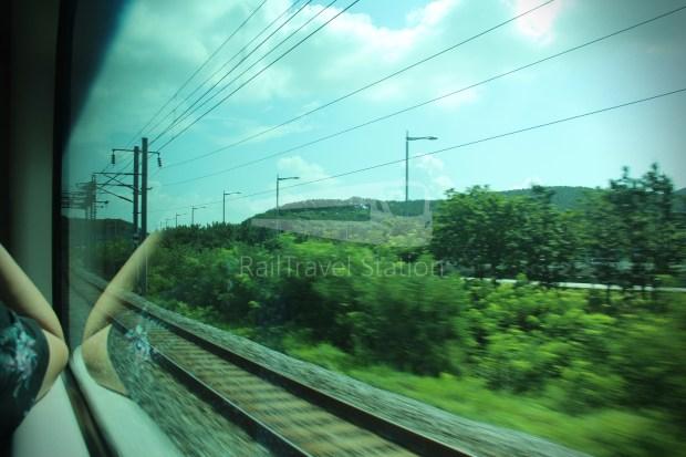 AREX Express Train Incheon International Airport Terminal 1 Seoul Station 046