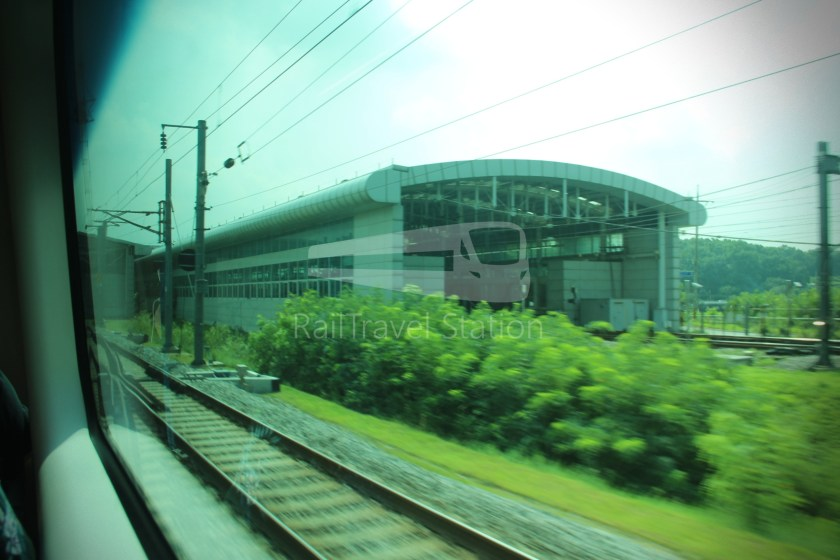 AREX Express Train Incheon International Airport Terminal 1 Seoul Station 065