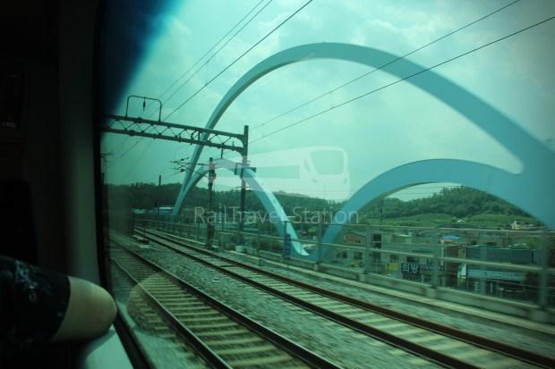 AREX Express Train Incheon International Airport Terminal 1 Seoul Station 074