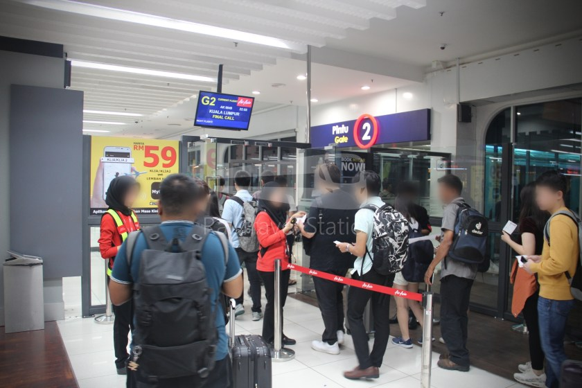 AirAsia AK6049 JHB KUL for BWN 012