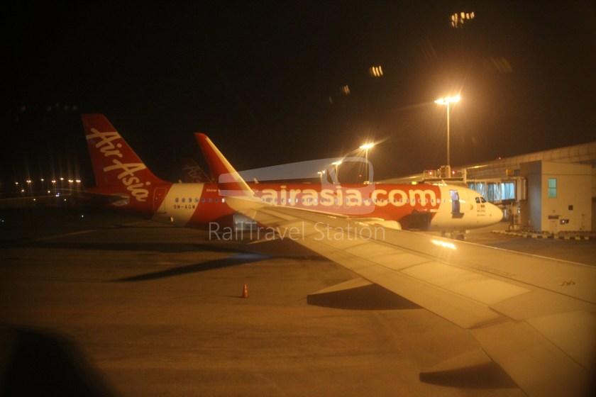 AirAsia AK6049 JHB KUL for BWN 041
