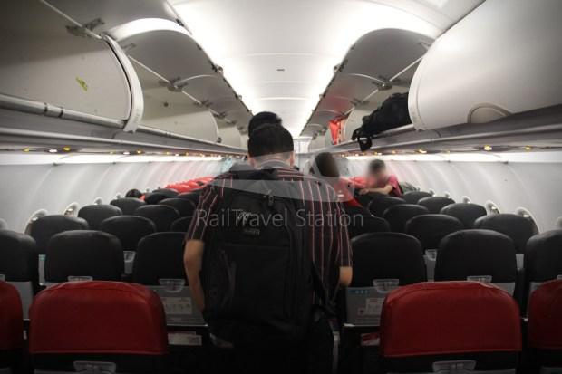 AirAsia AK6049 JHB KUL for BWN 042