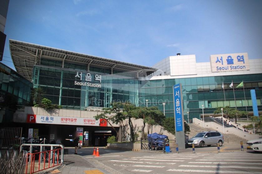 DMZ Train 4887 Seoul Dorasan 001