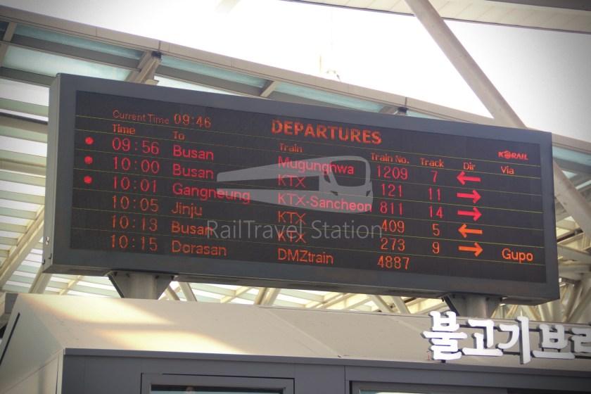 DMZ Train 4887 Seoul Dorasan 013