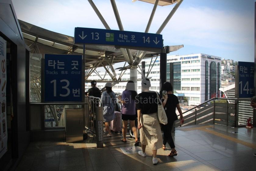 DMZ Train 4887 Seoul Dorasan 017