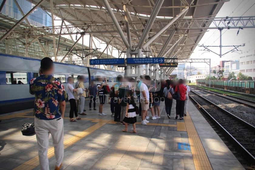 DMZ Train 4887 Seoul Dorasan 026