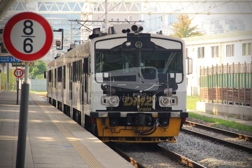 DMZ Train 4887 Seoul Dorasan 027