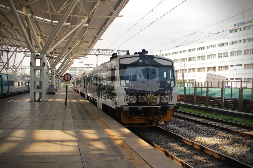DMZ Train 4887 Seoul Dorasan 028