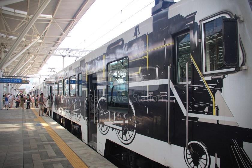 DMZ Train 4887 Seoul Dorasan 033