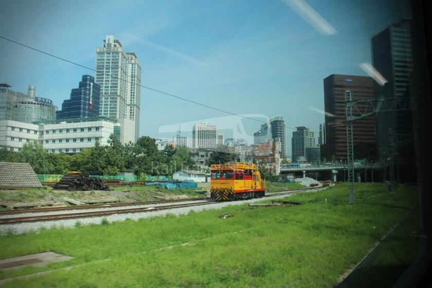DMZ Train 4887 Seoul Dorasan 043