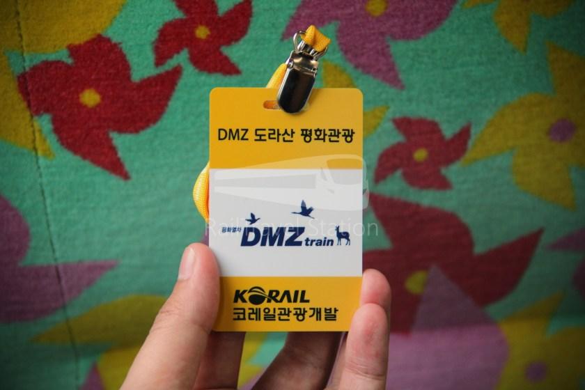 DMZ Train 4887 Seoul Dorasan 056