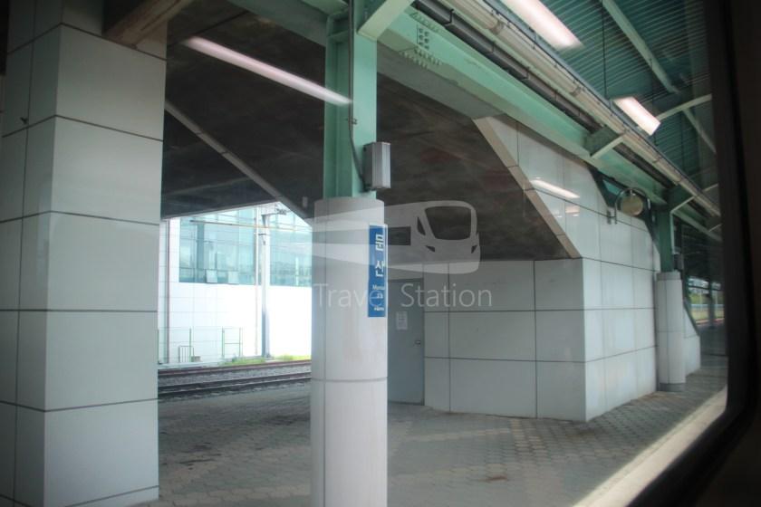DMZ Train 4887 Seoul Dorasan 063