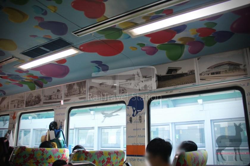 DMZ Train 4887 Seoul Dorasan 064