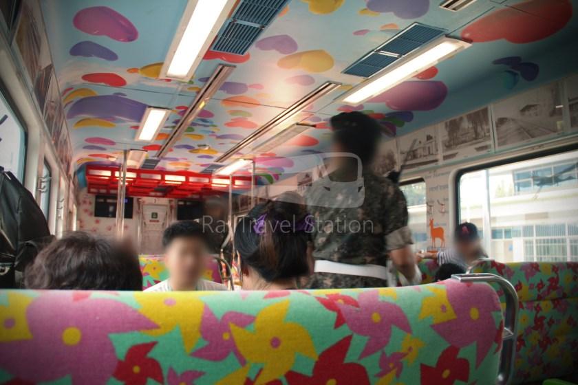 DMZ Train 4887 Seoul Dorasan 106