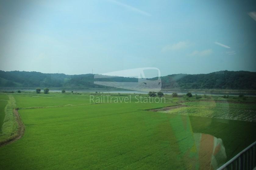 DMZ Train 4887 Seoul Dorasan 113