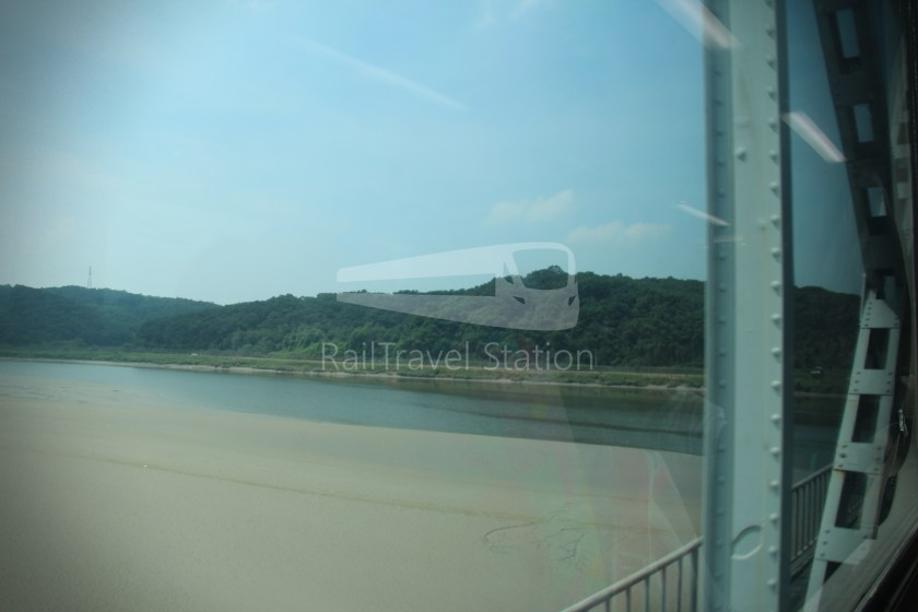 DMZ Train 4887 Seoul Dorasan 116