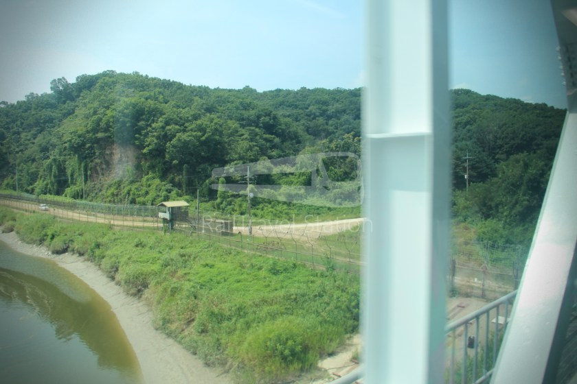 DMZ Train 4887 Seoul Dorasan 119
