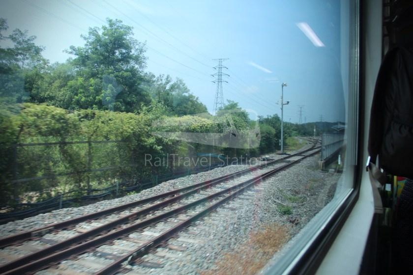 DMZ Train 4887 Seoul Dorasan 123