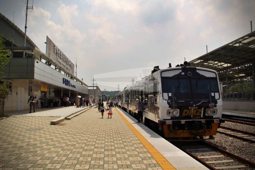 DMZ Train 4887 Seoul Dorasan 136