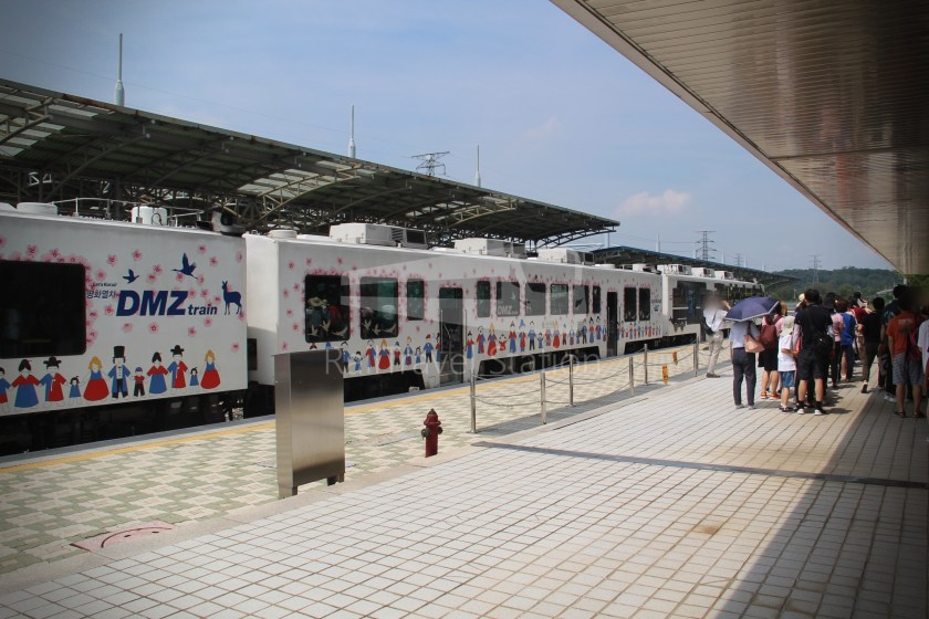 DMZ Train 4887 Seoul Dorasan 139