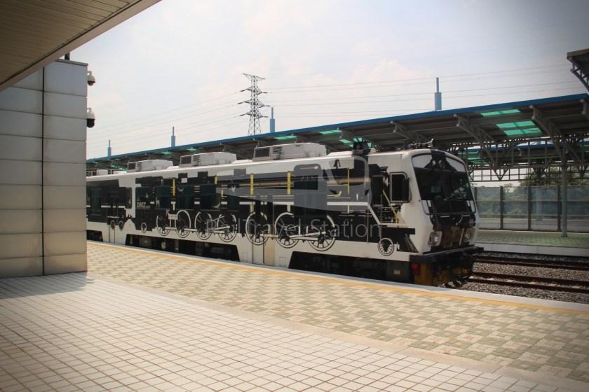 DMZ Train 4887 Seoul Dorasan 141