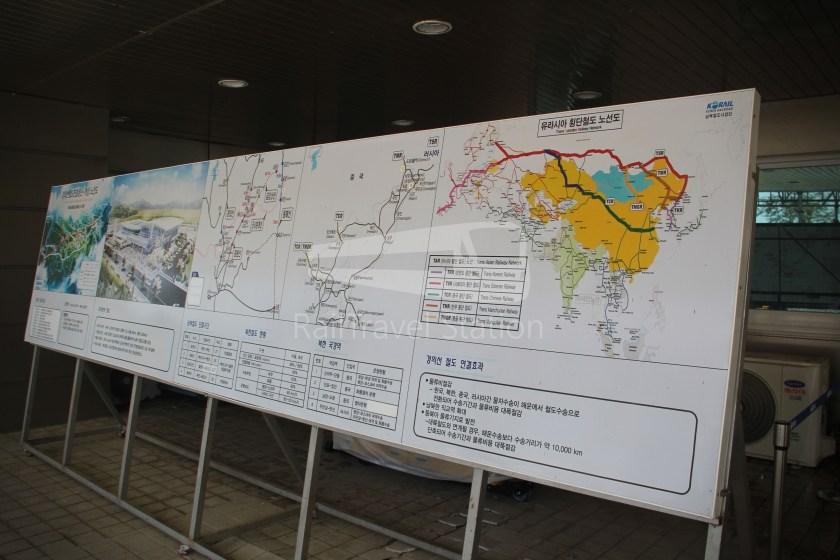 DMZ Train 4887 Seoul Dorasan 144