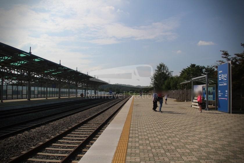 DMZ Train 4888 Dorasan Yongsan 045