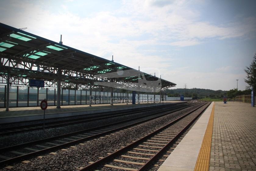 DMZ Train 4888 Dorasan Yongsan 051
