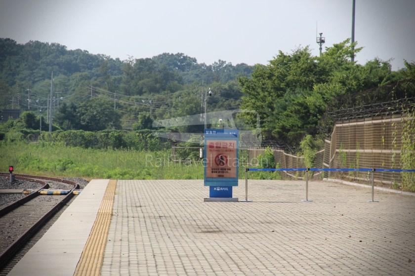 DMZ Train 4888 Dorasan Yongsan 053