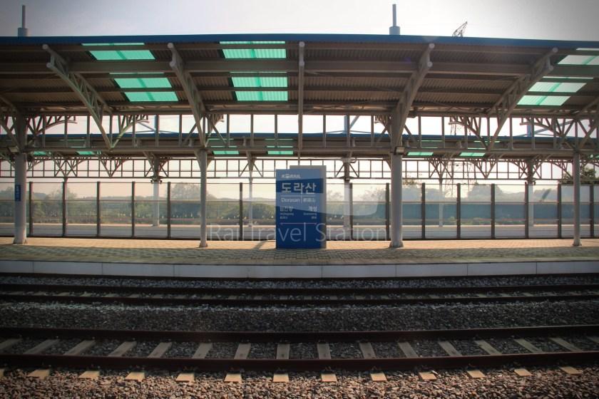 DMZ Train 4888 Dorasan Yongsan 062