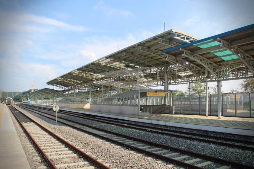 DMZ Train 4888 Dorasan Yongsan 068