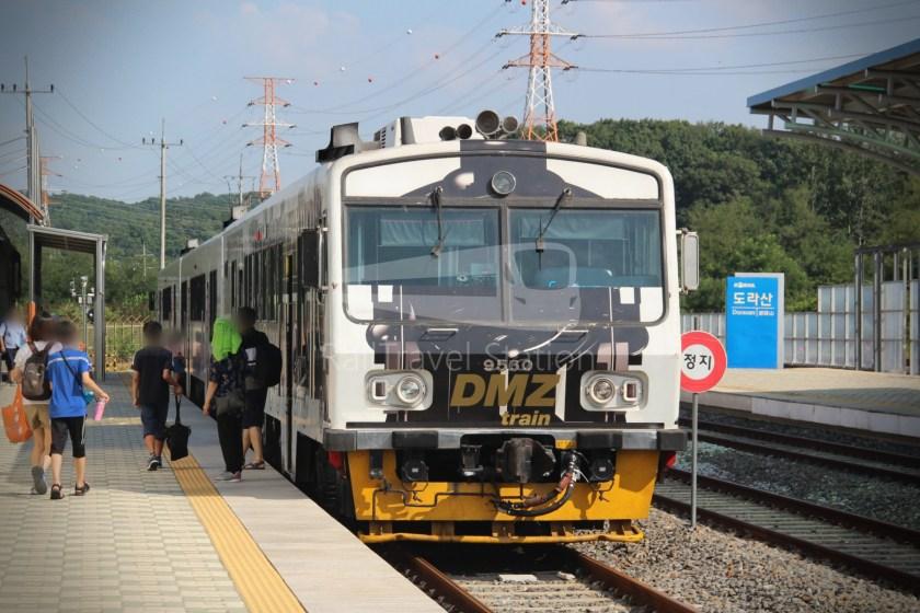 DMZ Train 4888 Dorasan Yongsan 070
