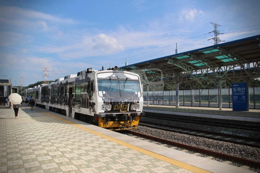 DMZ Train 4888 Dorasan Yongsan 071