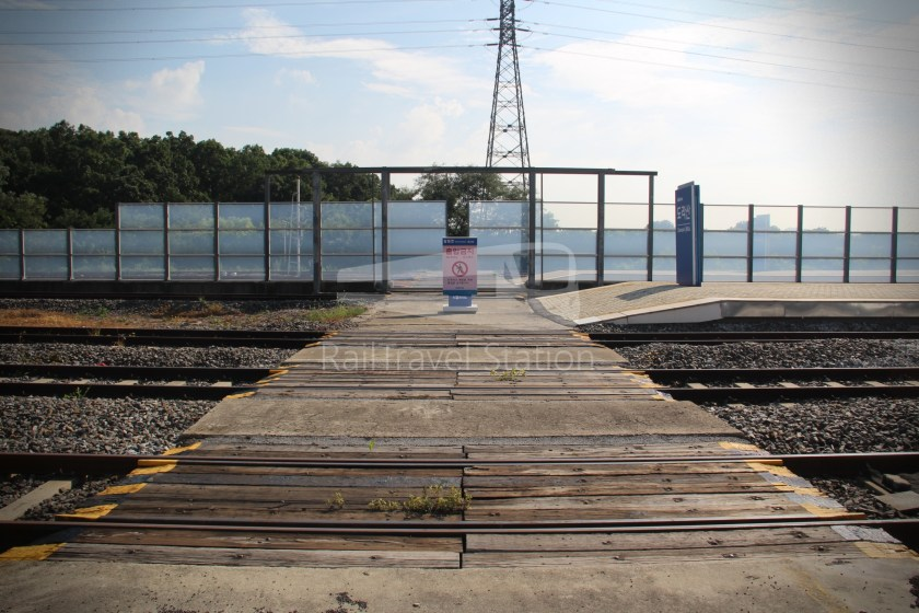 DMZ Train 4888 Dorasan Yongsan 085