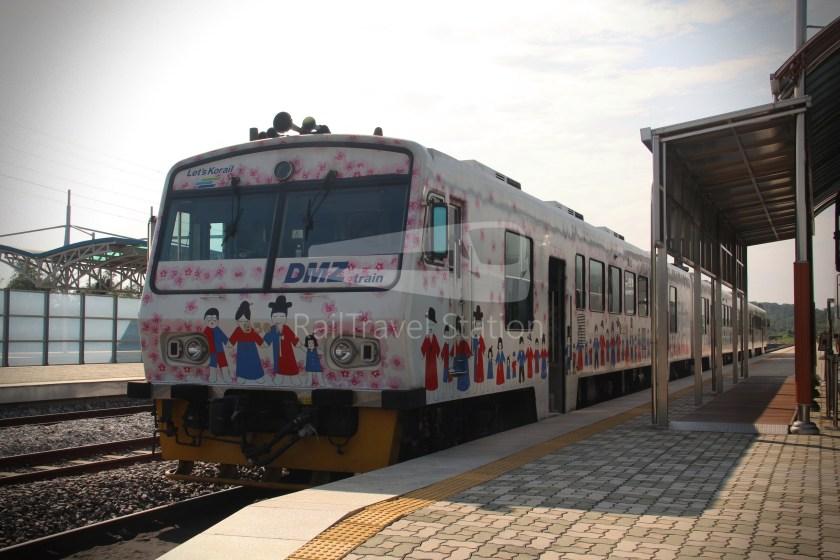 DMZ Train 4888 Dorasan Yongsan 087